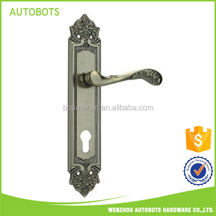 Mortise Size Wooden Door Pull Handle
