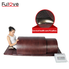 Slimming machine germanium stone dome lay down hyperthermia far infrared led light relax ozone sauna spa capsule