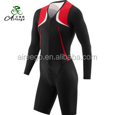 China great cycling sports supplier Aireego prodvide skinsuit ironman triathlon