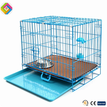 Dog Travel Cage/Kennel/Crate Metal Folded Dog Cage