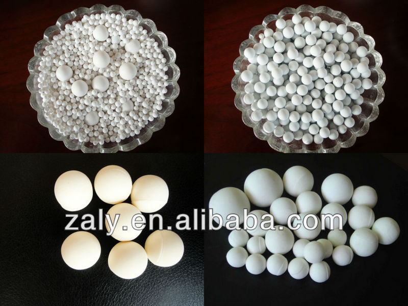 High alumina ceramic support Ball Grinding Ball Milling