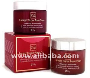 Crystal whitening Escargot EGF Cream