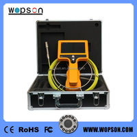 Industry Telescopic Pole Video Pipe Inspection Endoscope Camera