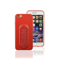 Car handphone holder cell phone plastic cover for iphone 6