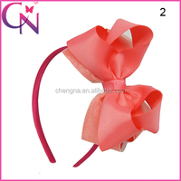 Wholesale Bridal Accessories Solid Color Hairbands CNHB-14111001-7