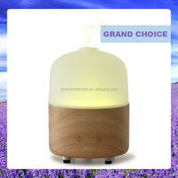 Spa Nature Wood nebulizer essential oil diffuser with Ultrasonic Humidifier