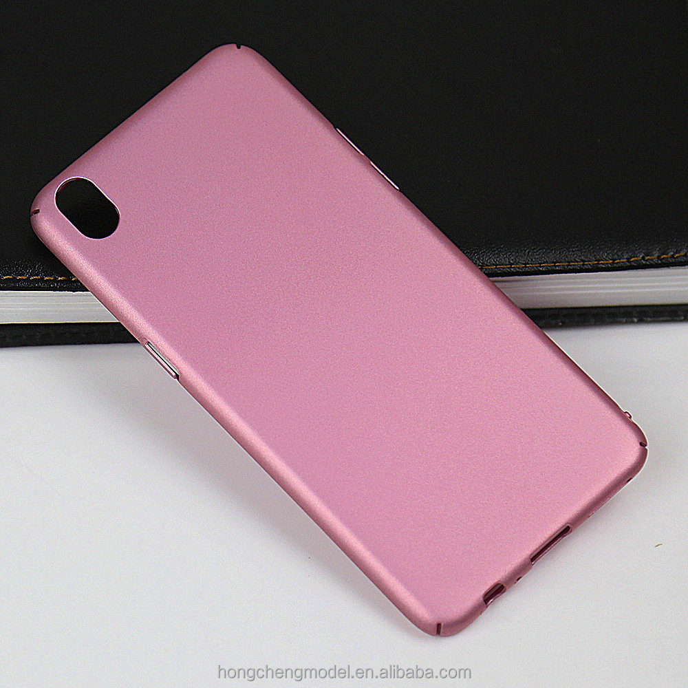 Colorful Rubberized PC Mobile Phone Case Cover Compatible For Vivo X Play 5