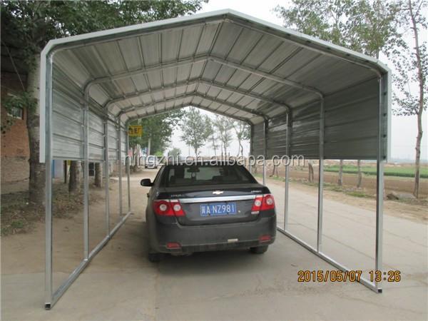 Steel carport canopy prefab metal carport buy steel for Carport detail