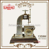 1359M Resin special European high-end classical polyresin for decoration quartz clock inserts