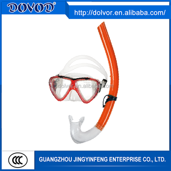 Swimming & siving products diving equipment diving mask and snorkel set