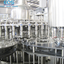 Automatic Juice Bottling Plant For Juice Filling And Sealing Machine