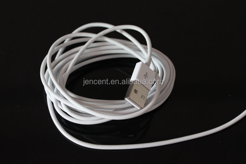 hot sale high quality 20 cm 1m 2m 3m length for iphone 6 cable for iphone 7 charger cable