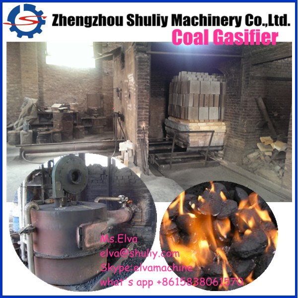 Multipurpose Coal Gasifier for Coal Gasification