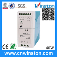 MDR-40-5 40W 5V 6A good quality latest 40w dimmable led power driver