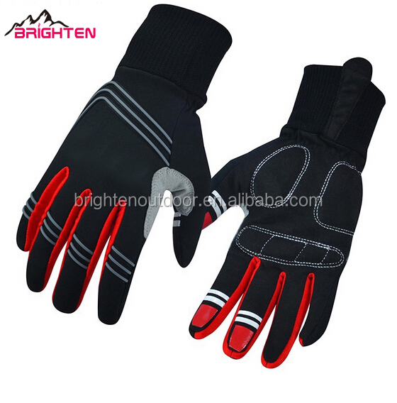 Promotion custom full finger Weight Lifting Gloves