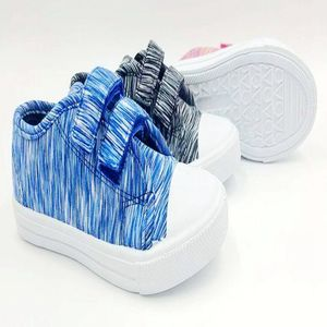 Children's shoes boy canvas shoes new wear-resistant girls denim shoe