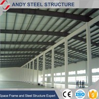 Metal office buildings/steel structure warehouse/workshop