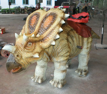Remote controlled realistic big walking dinosaur toy