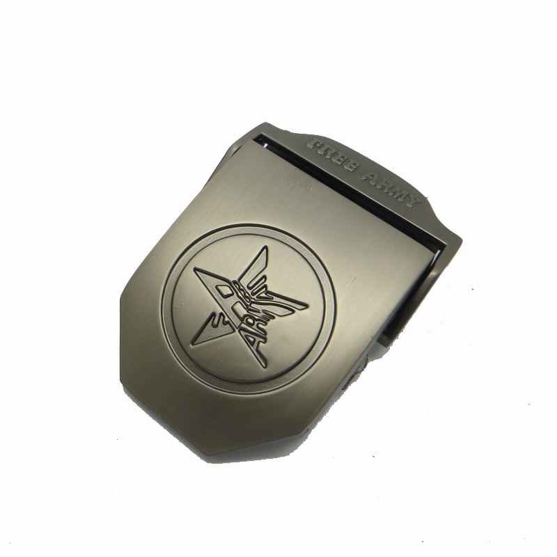 BUC10245 military police belt buckles interlocking belt buckle reversible belt buckle