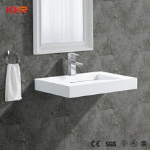 Flat Surface Bathroom Sink/Square Shower Wash Basin Pakistan/Marble Washbasin