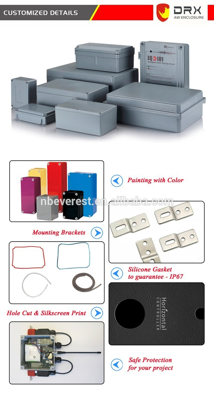 Large Wall Mount Waterproof Fuse Box For Electrical Use Buy Detailed Images