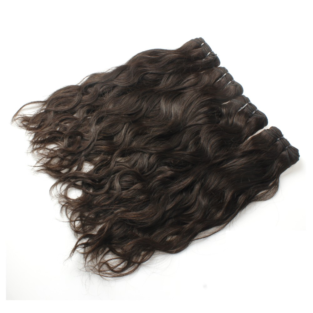 Xbl Premium Quality 7a Raw Real Human Hair No Tangle
