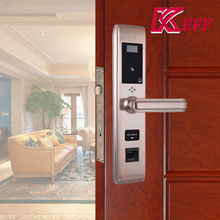 Bronze china latest style password intelligent case fingerprint lock rfid card access control system