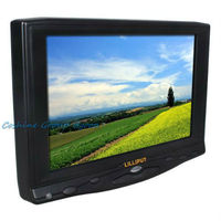"w Price! Lilliput 7"" 619A 1080P Camera Field Monitor VGA\AV\HDMI\DVI Input"