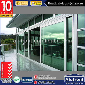 Aluminium Sliding Door For House