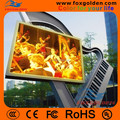 Outdoor HD wholesale P6 led advertising screen