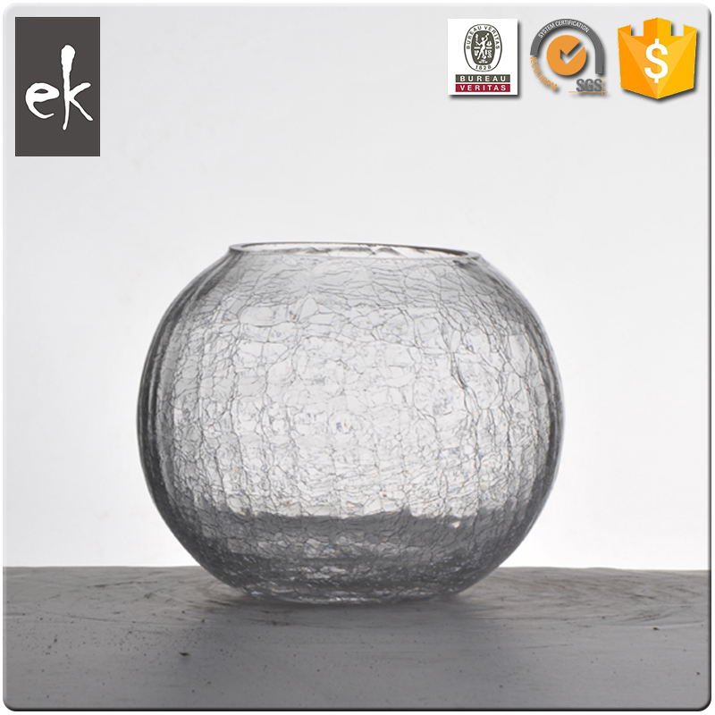 Hot Sale Machine Made Square giant wine glass vase wholesale