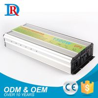 Hot Selling Modified Sine Wave 1500W Ups Charger And Battery Power Inverter