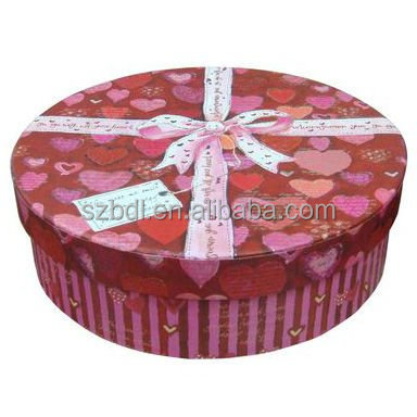 Cutom fancy cake box color paper box shenzhenprinting