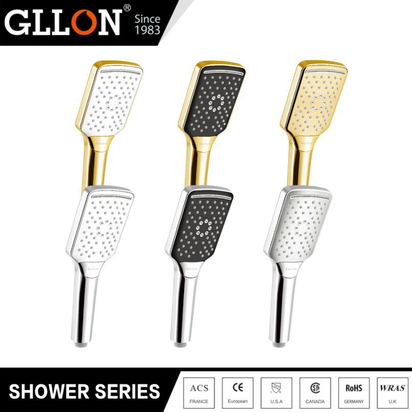 Top manufacturer good quality massage shower head brush with best price