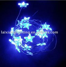 2012 new product 6W 10 meter LED twinkle stars