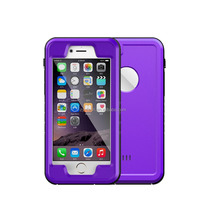 Luxury High Quality IP68 Waterproof Mobile Phone Case For iPhone 6 PLUS