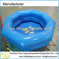 PVC custom inflatable pool toys outdoor swiming pool inflatable, adults swimming pool toys,inflatable dog pool for water