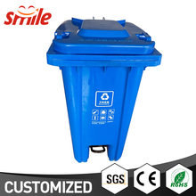 50 Liter Pp Material Cheap Indoor 13 Gallon Trash Can With Lid Rubber Dustbin