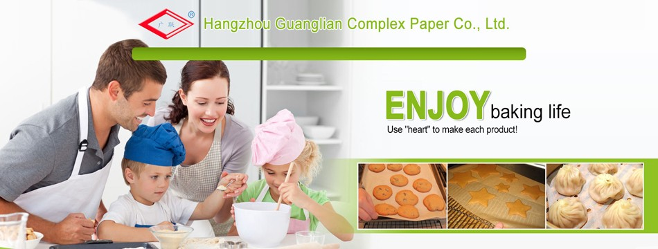 Nonstick Silicone Paper Sheets for Food Baking