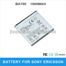 rechargeable cell phone battery for sony ericsson Galaxy Xperia Neo MT15i Xperia Pro BA700