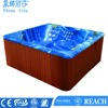 Guangzhou luxury bathtub spa wholesale hot tubs M-3314