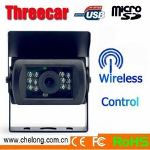 Alibaba Newest 12M Wireless control Color CMOS 12pcs IR high resolution front and back view car camera