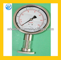 4~20mA Shock-proof Corrosion-Proof Pressure Gauge/Scale/Transmitter for Sale