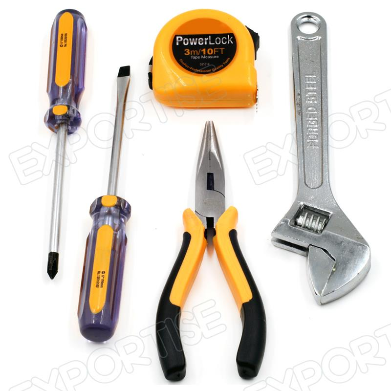 New design 5 pcs hardware tools with great price