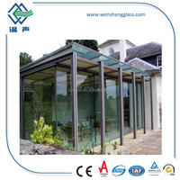 Laminated Glass for Sunroom