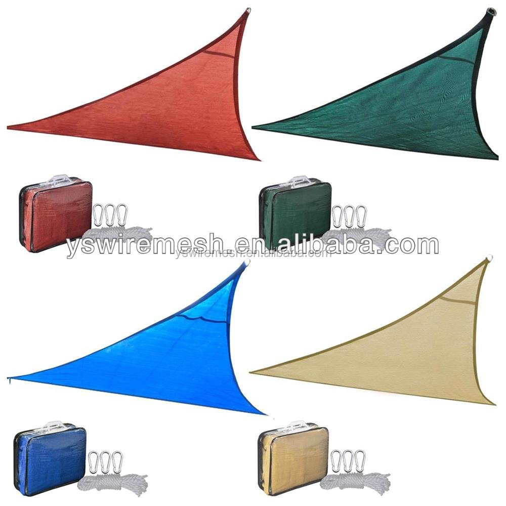 Garden waterproof sun shade sail buy sun shade sail car for Shade sail cost