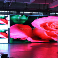 led video curtain play xx movies