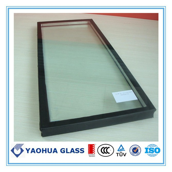 IGU glass with AS/NZS2208 EN12150 CCC