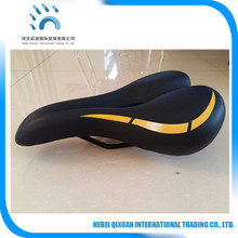 colorful bicycle seats/custom mountain bike saddles for men/bicycle rear seat