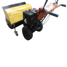 15HP loncin snow cleaning snow blower machine